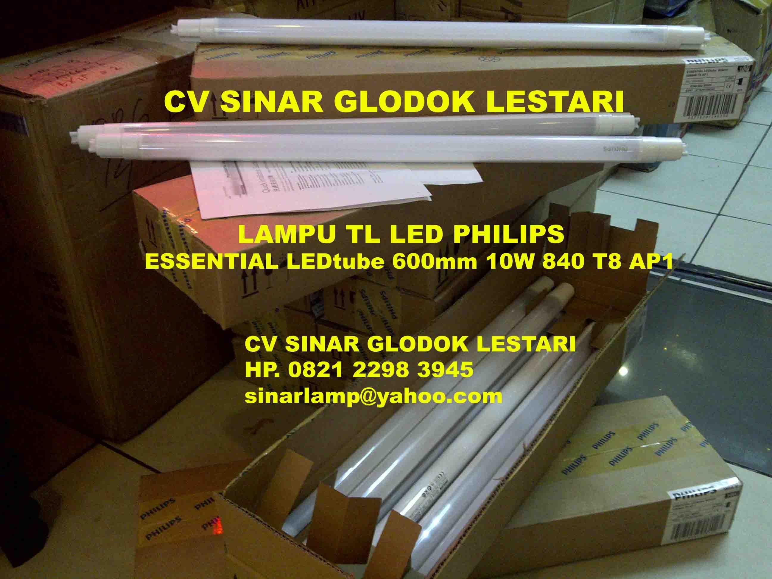 Aneka Lampu LED Lampu TL LED Essential LEDtube 10 Watt